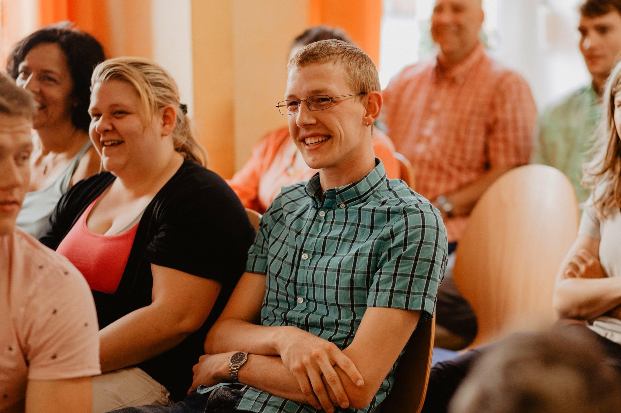 Christen kennenlernen berlin